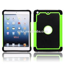 Wholesale cheap price football Armor defender case for iPad mini iPad mini 2