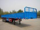 Cargo Semi trailer for 3 axle semi trailer