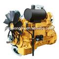 Shanghai diesel engine montagem c6121zg57, para bulldozer shantui sd16