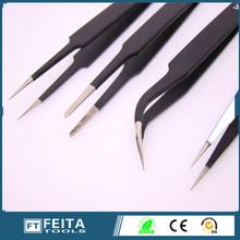 Wholesale Vetus ESD stainless steel eyebrow tweezers