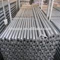 q235 steel cuplock specification 48.3mm q 235 scaffolding pipe,