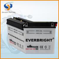 Battery of moto max power motorcycle battery 6v 11ah