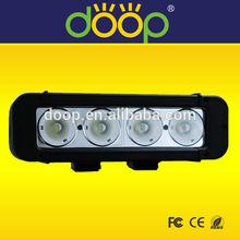 8'' 40W LED Light Bar Auto High Power LED Fog Light Off Road Driving LED Light Bar