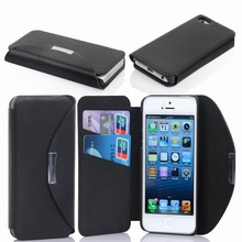 Mobile Phone Protector Case for iPhone 5G Leather Case
