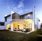 Holiday house Prefabricated luxury villa