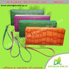 Zipper Woman PU Wallet with colors optional
