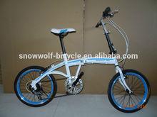 China Factory Cheap Pocket Bike Mini Folding Bicycle Cheap Folding Bike For Sale SW-F-C10