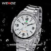 WH1009-2 WEIDE Vintage Quartz Watch Men's Sports Diving Wrist Watches Waterproof Sport fashion digital sport watch