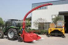 CE Standard!! corn silage harvester machine