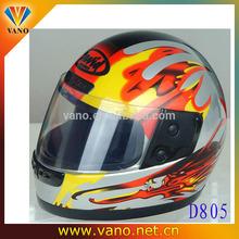ISO,DOT,EEC Certificate ABS motorbike cartoon full face helmet racing motorcycle helmets