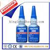 Fast curing silicone sealant adhesive loctite 380 black super glue 20g