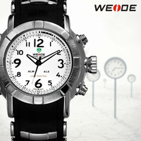 2014 new WEIDE relojes male clock men sports watches luxury men brand watches silicone band wh1106