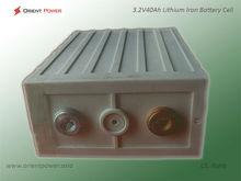 LiFePO4 battery pack 40Ah 3.2V