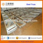 Steel truss for building