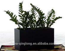 un diseño simple negro al por mayor olla de barro