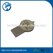 2tb usb flash drive New metal 360 degrees swivel key chain model 2tb usb flash drive
