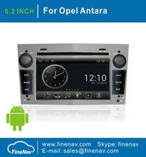 android os için araç multimedya Opel Antara zafira astra corsa gps navigasyon a8 yonga 3g wifi bt radyo ipod