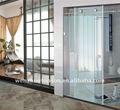 çerçevesiz temperli cam duş/duş kabini