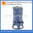 ALANDA 0.75Kw Submersible Sewage Grinder Pumps Made In China