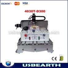 3040 Z-D 300W 3 axis cnc milling machine, cnc router machine machinery wood pcb