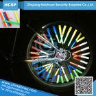 12 PCS Bicycle Wheel Spoke Reflective Tape Bicycle Spoke Rim