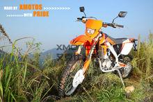 XB37 - XZ250R V4 MOTARD VERSION - 250CC enduro dirt bike