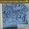 beauty 100%cotton denim fabric print denim fabric discharge print