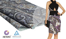 Customized Paisley Pattern Digital Printing Fabric for Dress