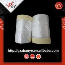 transparent stretch protective film for car