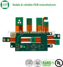 Industrial sector Rigid-flexible PCB