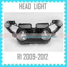 head light lamp For YAMAHA R1 2009 2010 2011 2012 motorcycle headlight headlamp