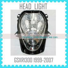 Quality motorcycle headlight headlamp for SUZUKI GSXR 1300 1999 2000 2001 2002 2003 2004 2005 2006 2007 hayabusa