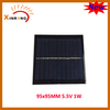 95X95MM 1W Low price mini solar panel
