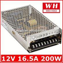 200w single output power supply 220 volt 24v power transformer