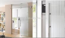 Mordern elegant glass sliding door system