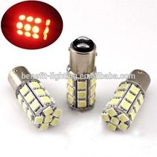 Hotsale 27smd 1157 led bulb bay15d base and 1156 bulb led light 12v car