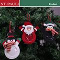 2014 nuevo diseño de mini marco de fotos decoración de la navidad