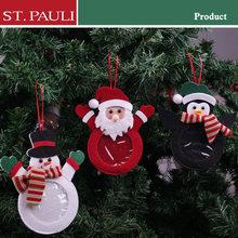 2015 new design mini photo frame christmas decoration