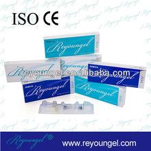 Facial Filler/ Hyaluronic Acid Dermal Filler/ Reyoungel Dermal Fillers