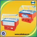 alta eficiência de refrigeração de velocidade geladeira saladas