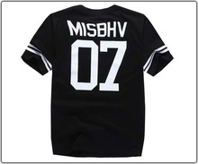 Wholesale Printing Men Women Black Custom Cotton T Shirt With Your Design