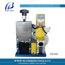 Высокое качество горячая распродажа ручной и электрический провод зачистки машина для продажи
