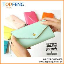 PU Leather Purse/ Smart Case/Multi-functional wallet