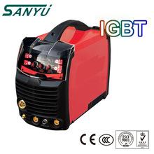 Sanyu New Design Top performance TIG/MIG/MMA IGBT Welding Machine