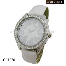 2015 women fashion japan movement genuine geneva diamond quartz watches