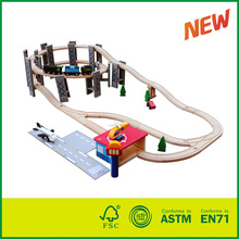 Theme Airport Train Track