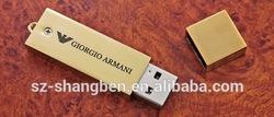 golden metal key 512gb usb flash drive