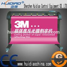 3m reflective film cutter Huidiao HD-1350 signposts reflective film cutting plotter