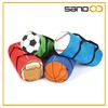 2014 New design Faux Suede Sports Ball Gym Bag or promotion cheap ball sports bag