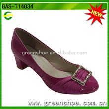 Women latest shoes ,dress shoes, lady medium high heels